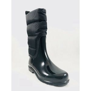 Michael Kors Cabot Quilted Rain Boots